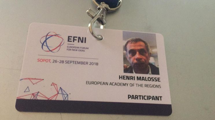 Henri at EFNI Poland